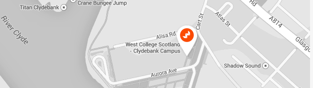 Clydebank Campus Map